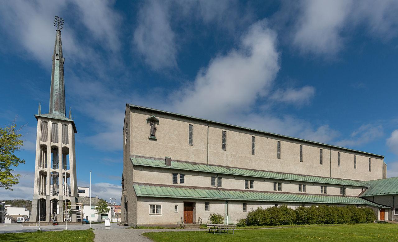 Bodo Cathedral in Bodo - Place To Visit in Bodo