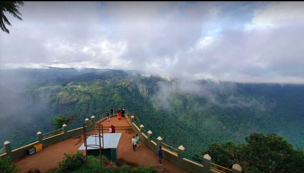 Attraction Tourist In Kailasagiri Hills-Bollywood Popularity
