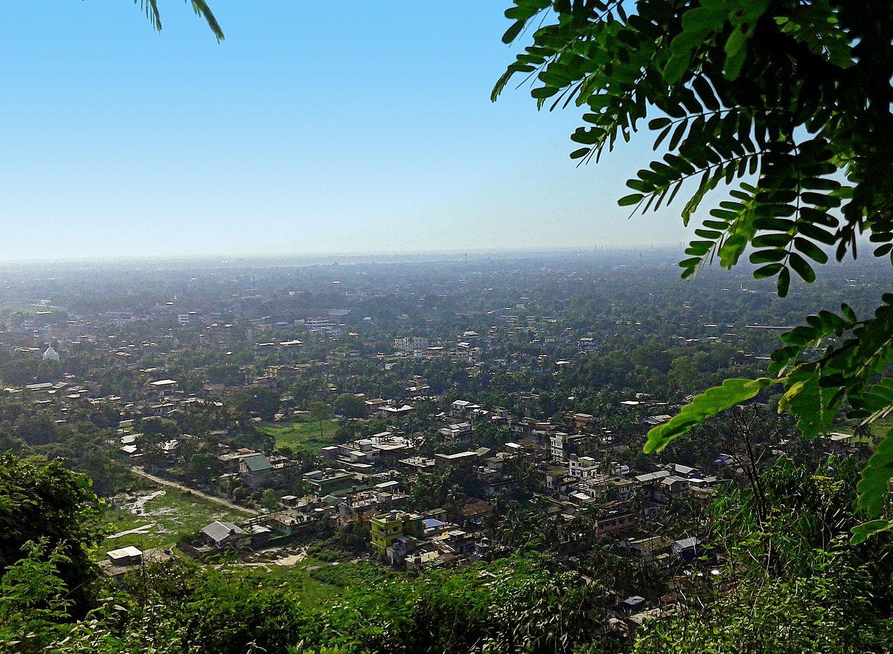 Bongaigaon City in Assam