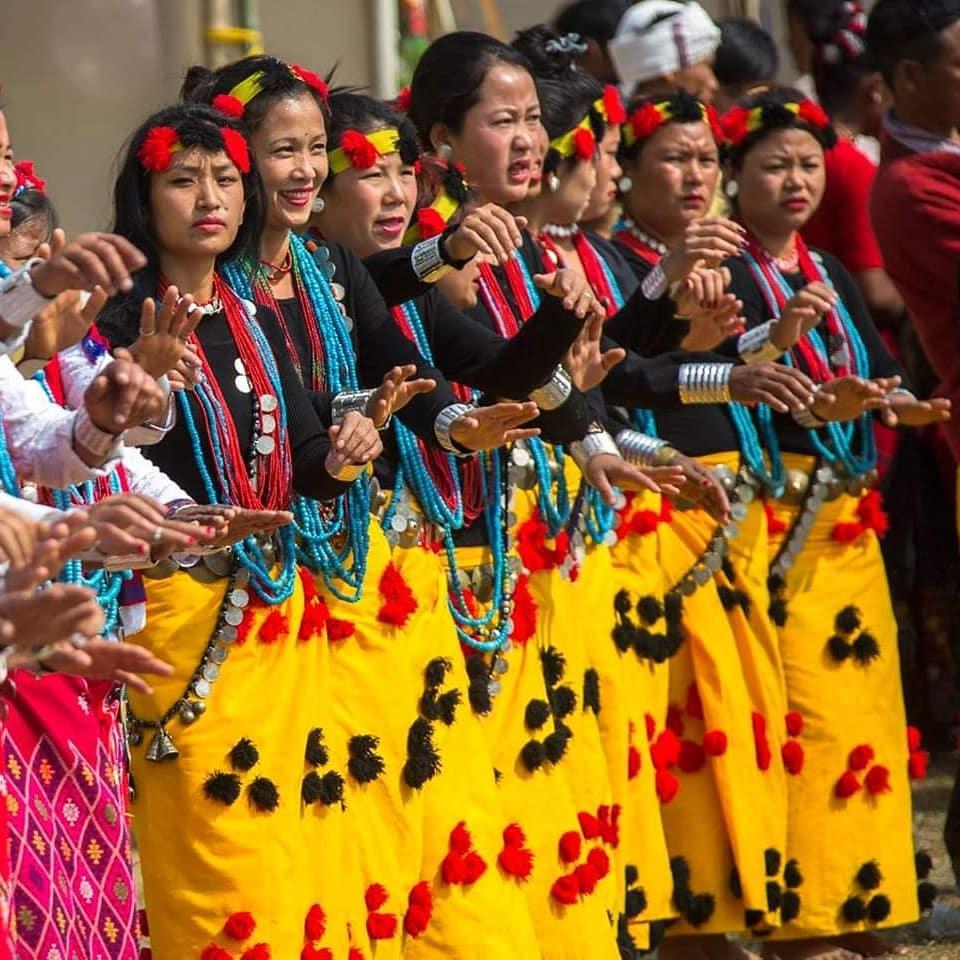 Top Attraction Festival Of Arunachal Pradesh-Boori Boot