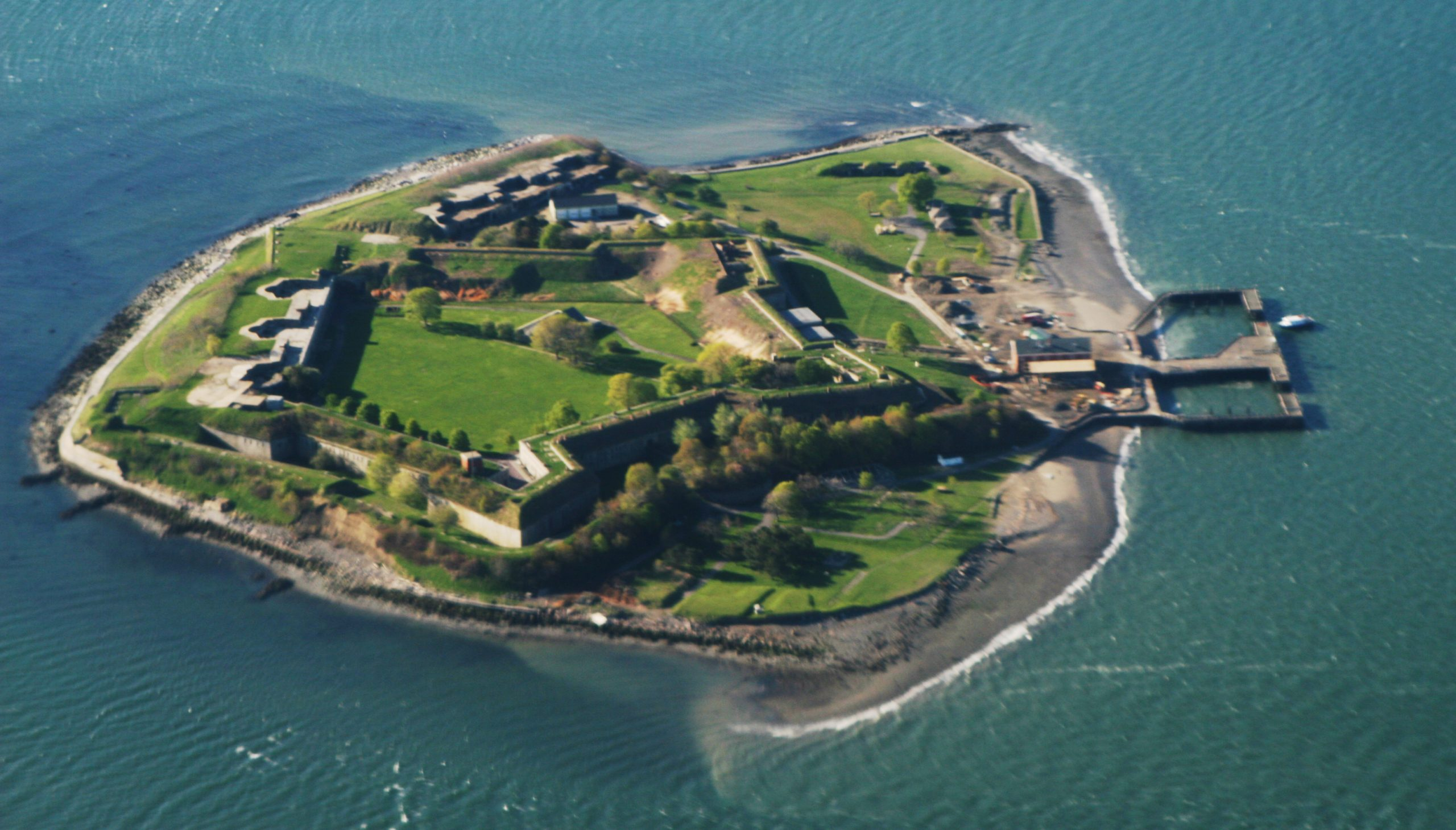 Top Place to See In Boston-Harbour Islands
