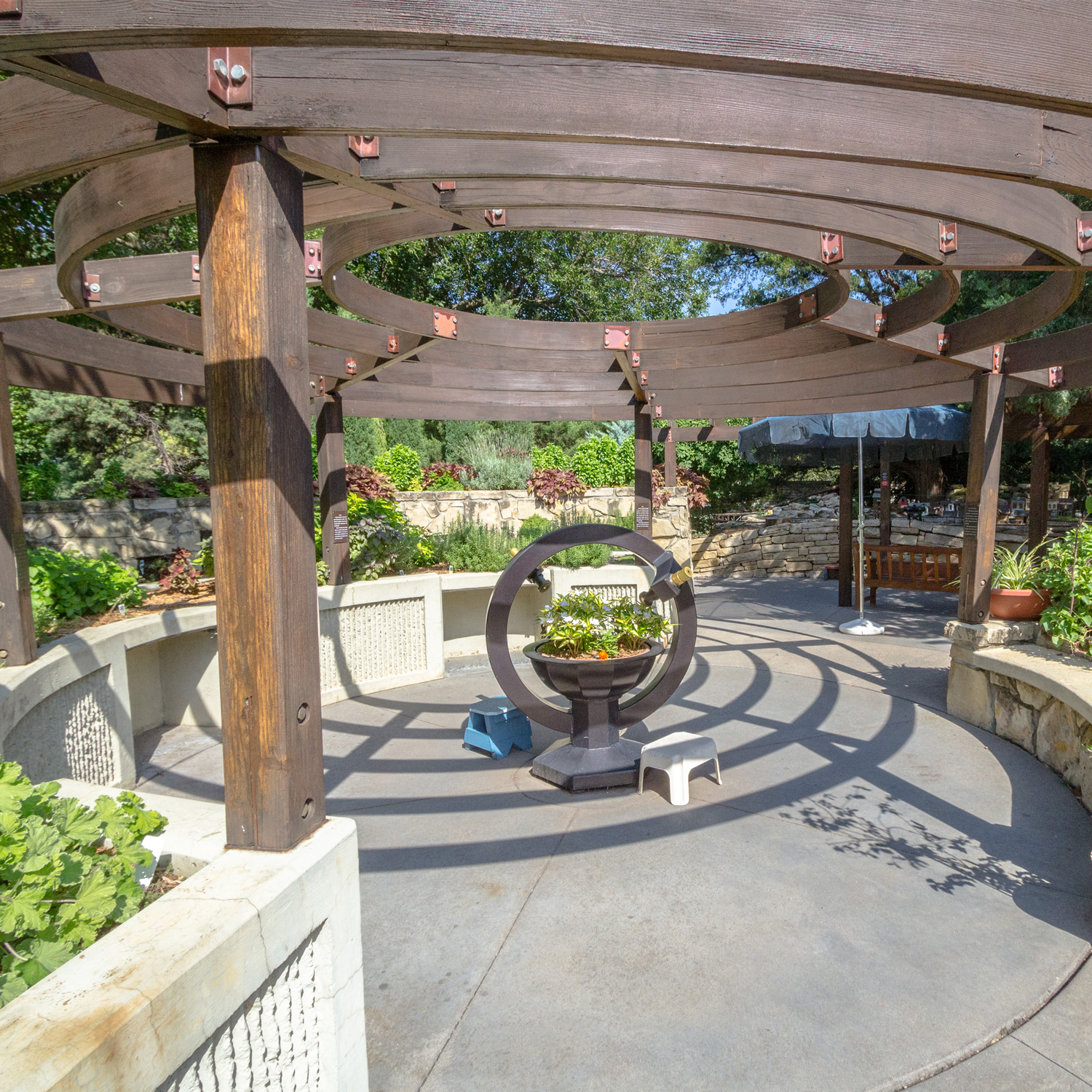 Best Place To Visit If You Are In Kansas-Botanica: Wichita Gardens