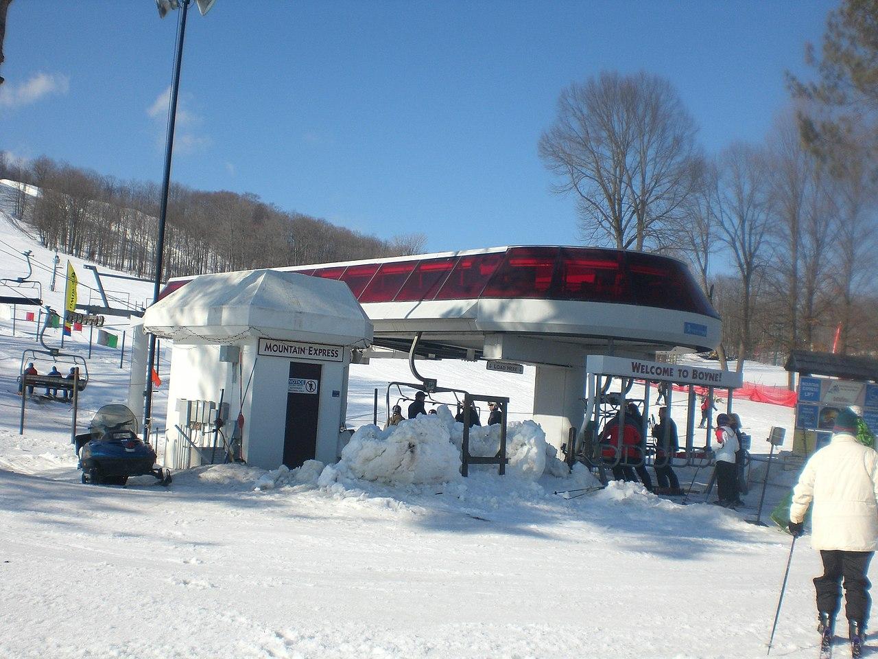 Amazing Ski-Resort in Michigan-Boyne Mountain Resorts