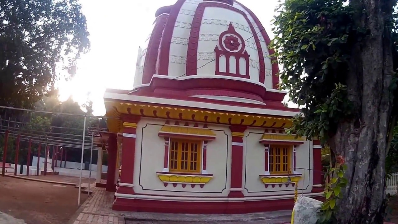 Brahma Temple - Go On A Spiritual Journey to Best Temples in Goa
