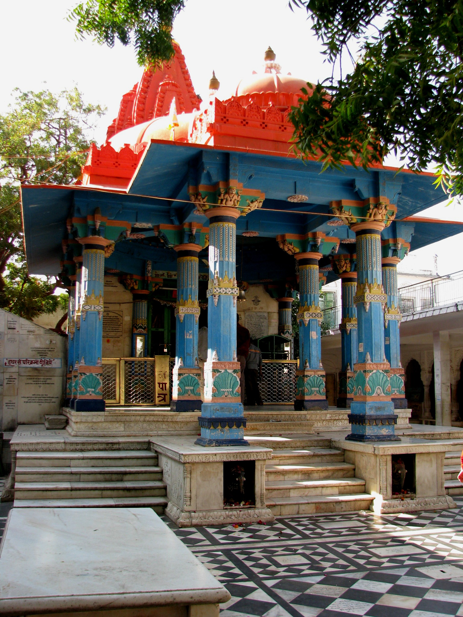 Famous Tourist Place to Visit in Pushkar, Rajasthan-Brahma's Temple