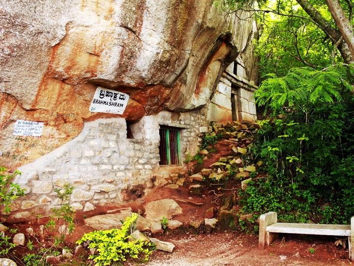 Amazing Place to Visit In Nandi Hills-Brahmashram