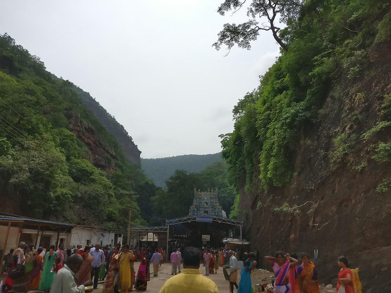 Magnetic Attraction at Ahobilam-Brahmotsavam