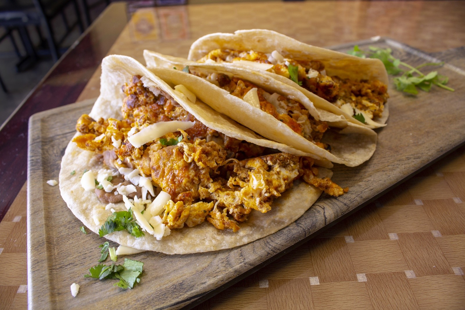 Best Food You Should Try On Your Trip To Houston-Breakfast Tacos