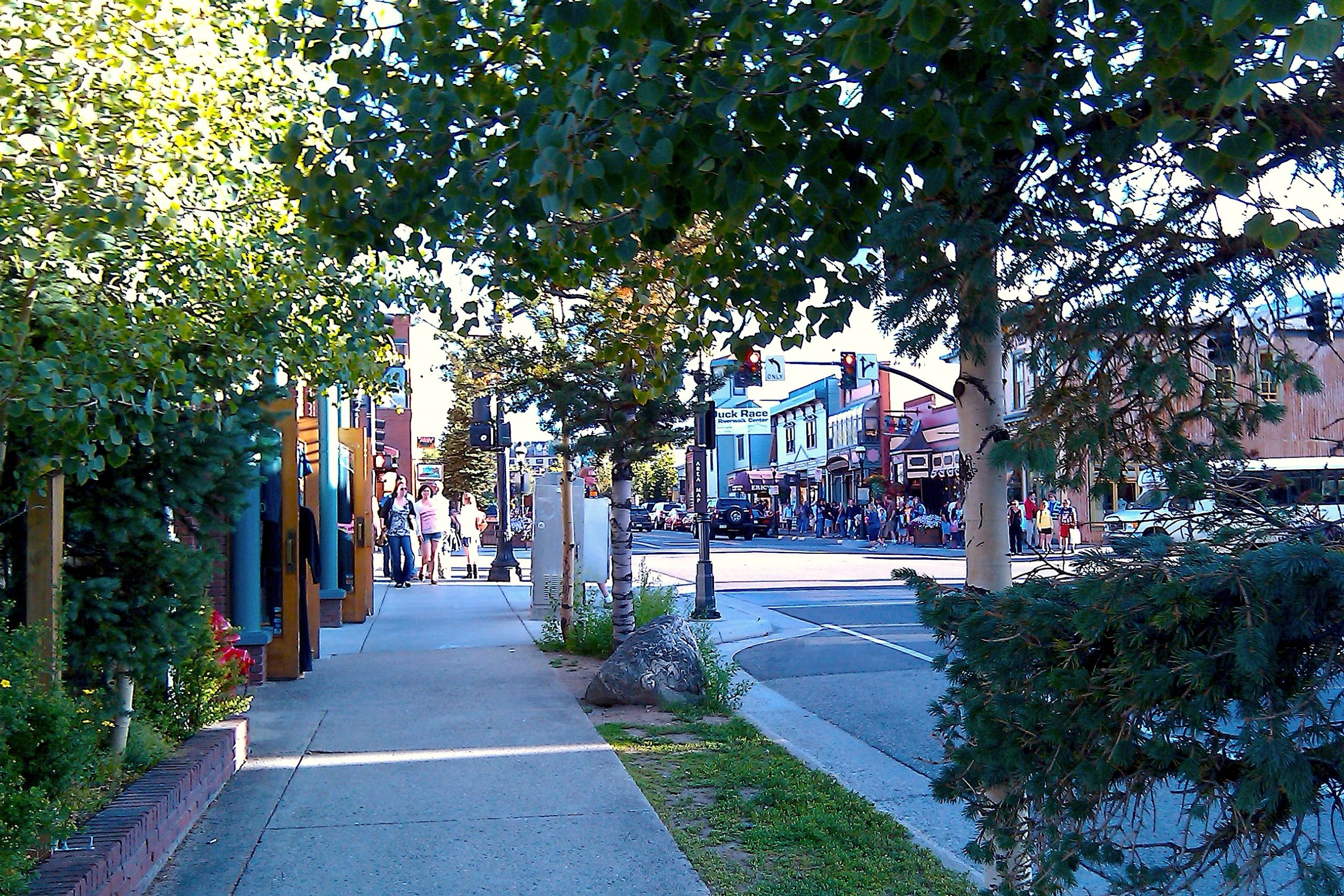 Sightseeing Place to Visit In Colorado-Breckenridge