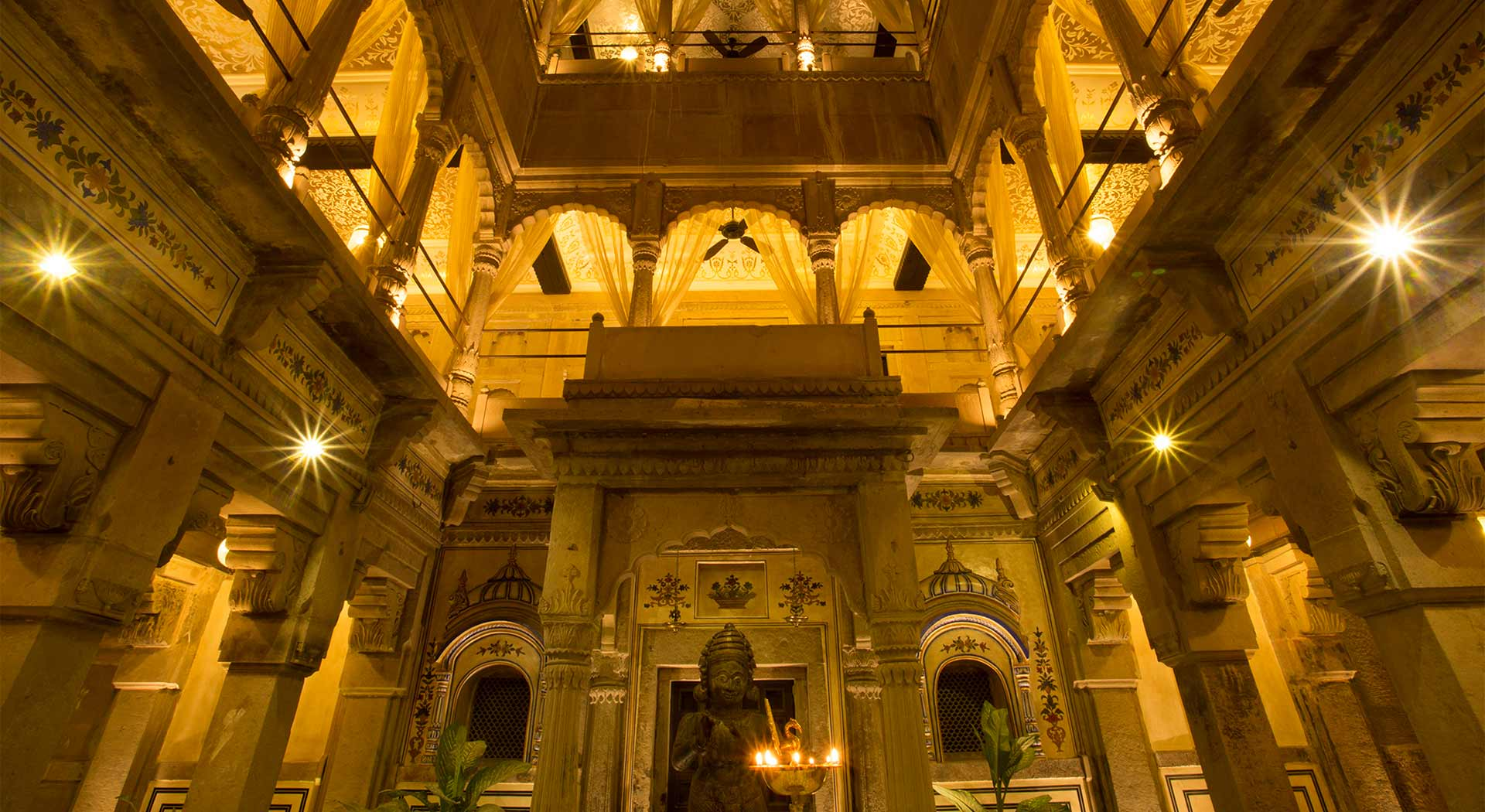 Brijrama Palace Best Luxury Hotel in Varanasi
