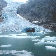 Briksdalsbreen Glacier - Popular Travel Destination in Norway