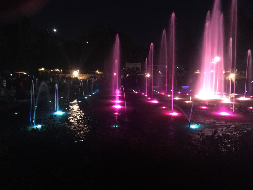 Brindavan Gardens Amazing Place In Mysore