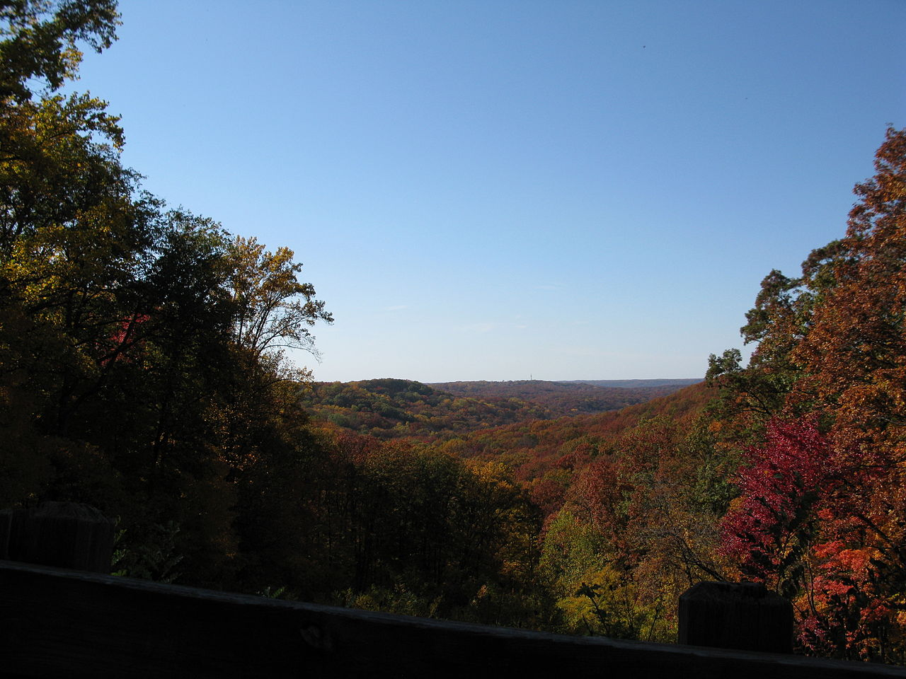 Sightseeing Place to Visit In Indiana-Brown County State Park