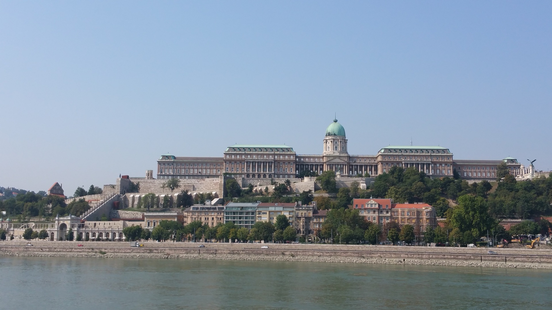 Buda Castle - Amazing Sight-Seeing Destinations in Budapest (Hungary)