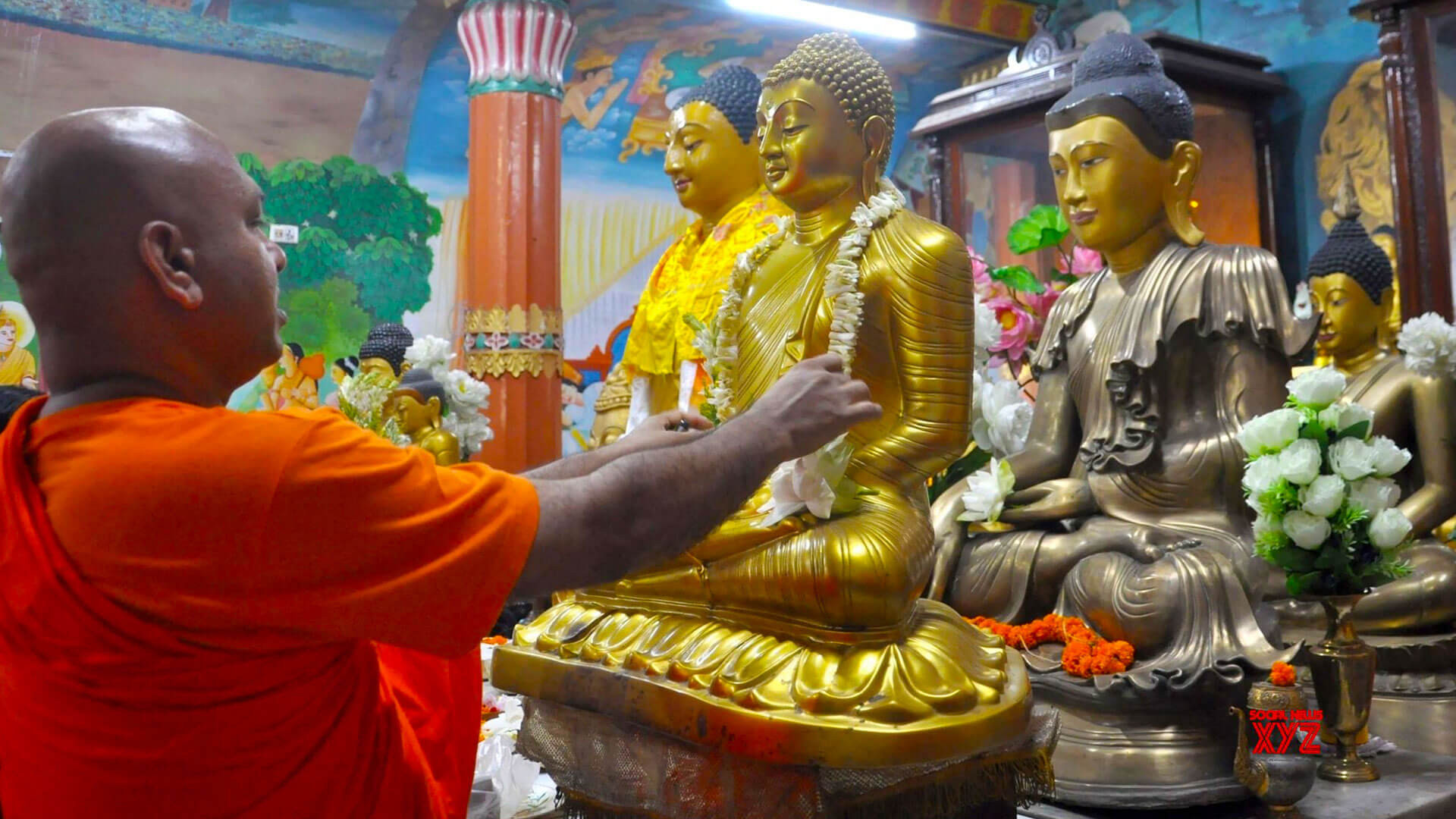 Popular Festival Celebrated In Uttar Pradesh-Buddha Purnima