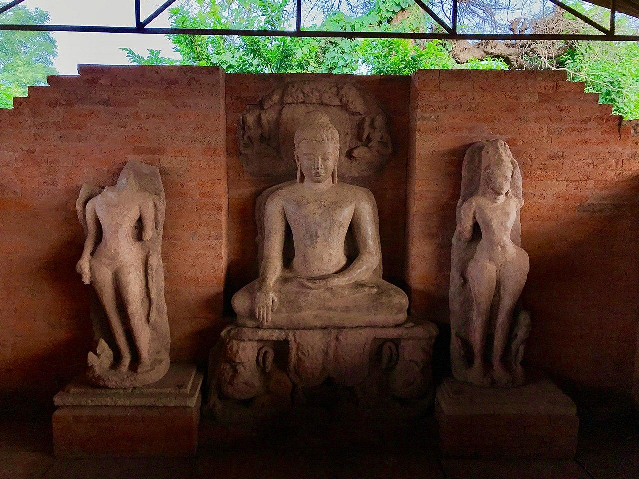 Best Place to Visit in Sirpur, Chhattisgarh-Buddha Vihara