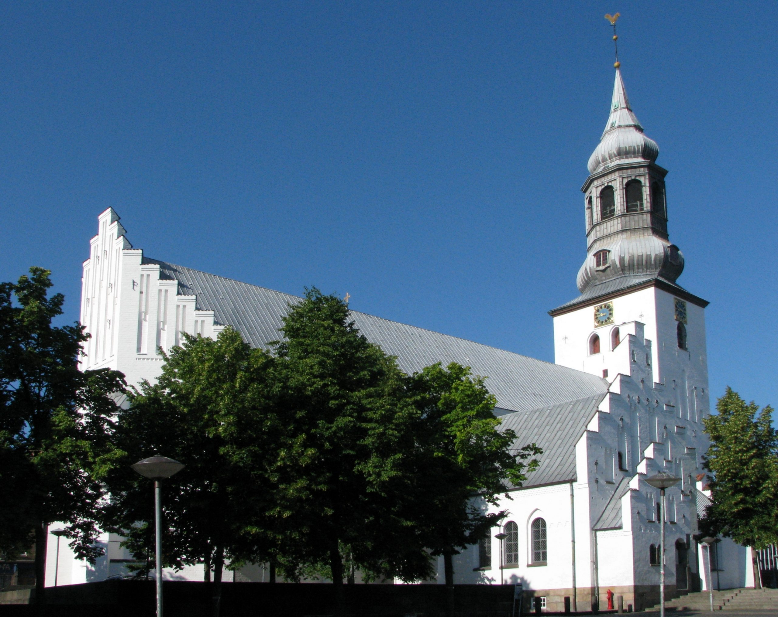 Budolfi Cathedral - Places to See in Aalborg City, Denmark