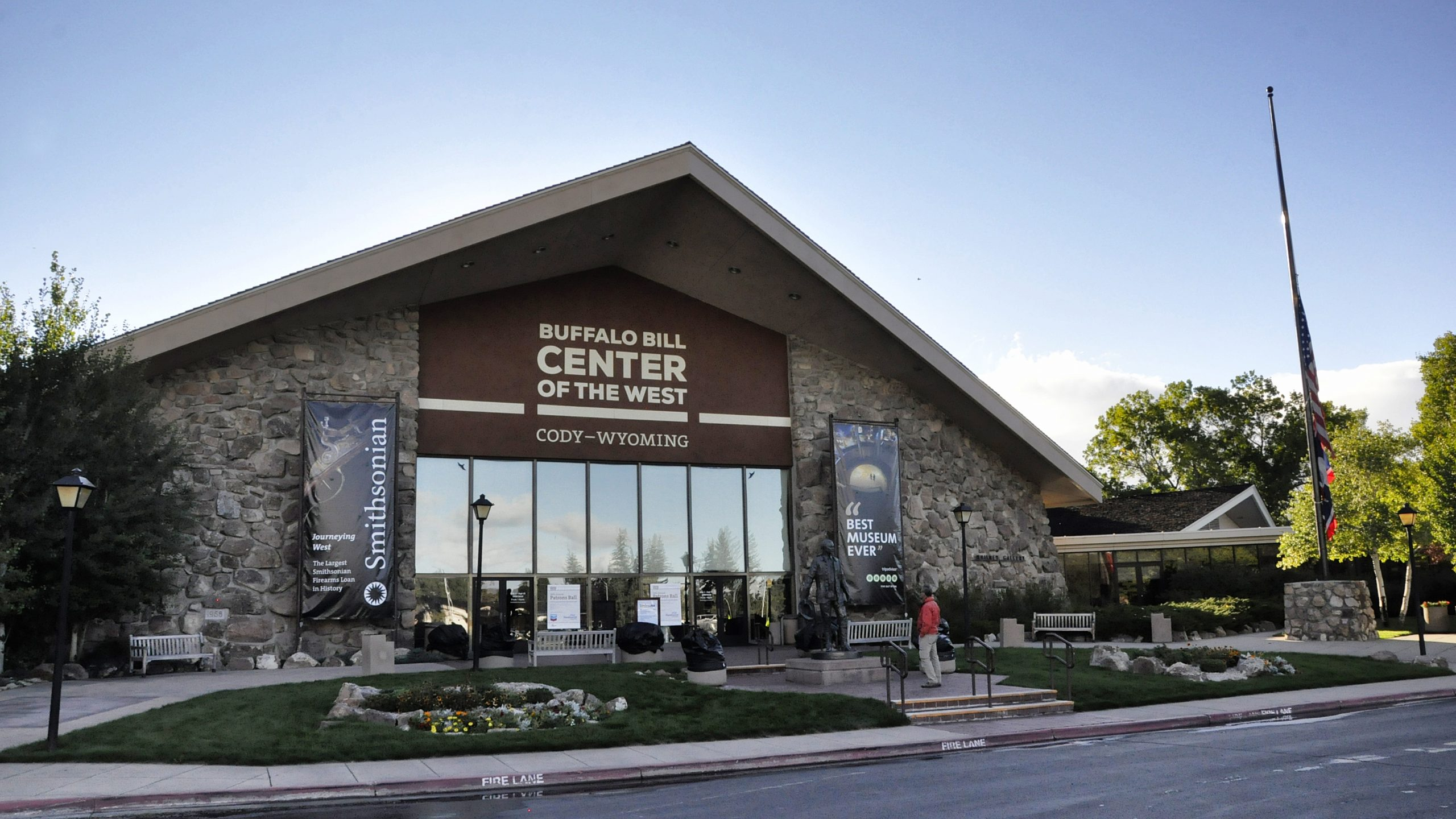 Best Attractions in Wyoming-Buffalo Bill Centre of the West