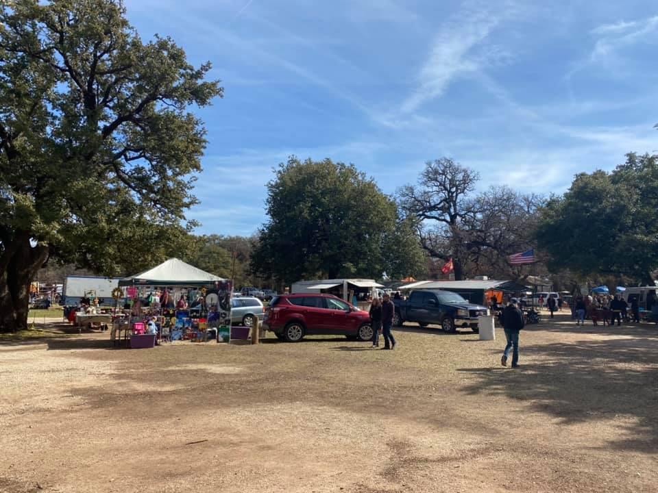 Amazing Flea Markets In Texas-Buffalo Gap Flea Market