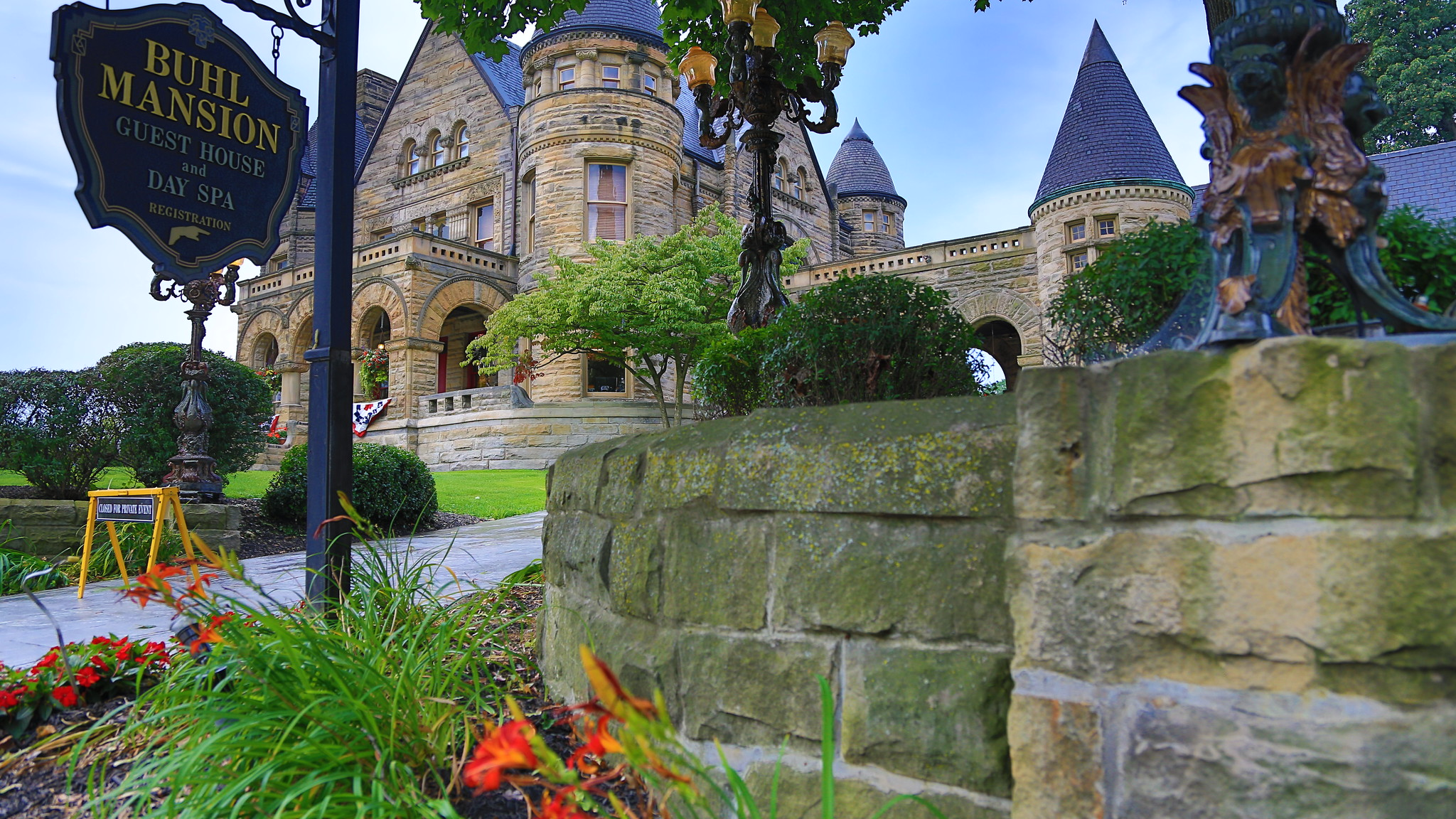 Stay at Buhl Mansion, Guesthouse & Spa - Appropriate Things To Do In Pennsylvania