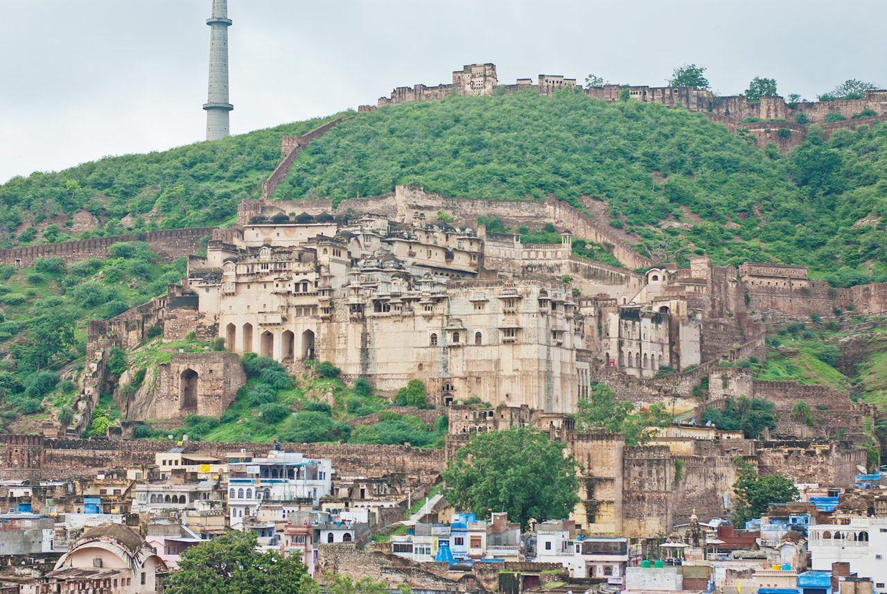 BundiPalace - Top Sight-Seeing Destination in Bundi