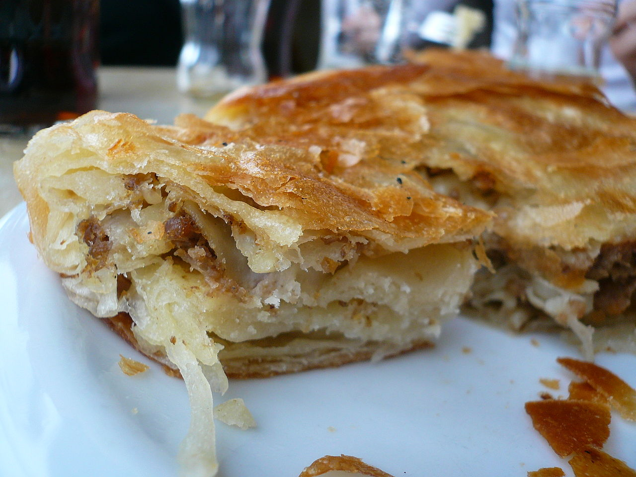 One of Best Food To Try In Croatia-Burek