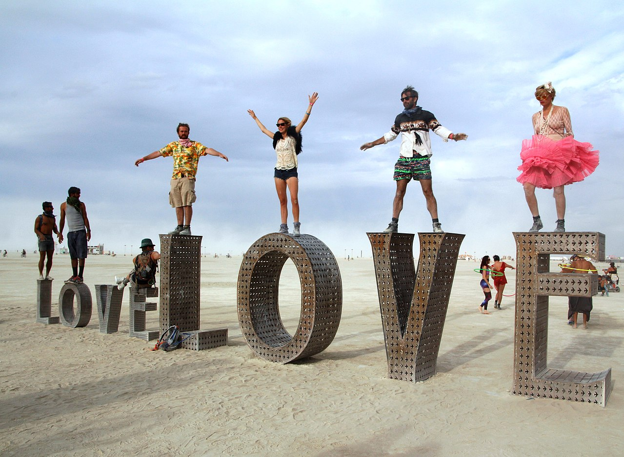 Sightseeing Place to Visit In Nevada-Burning Man