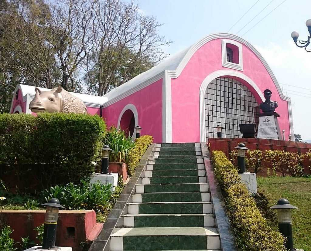 Place to Visit In Shillong - Butterfly Museum