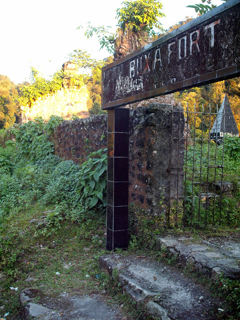 Must-Visit Place Near Buxa Tiger Reserve-Buxa Fort