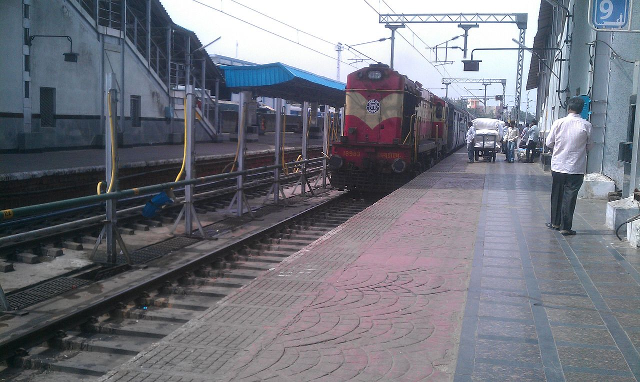 How To Reach The Ananthagiri Hills By Rail, Ananthagiri railway station