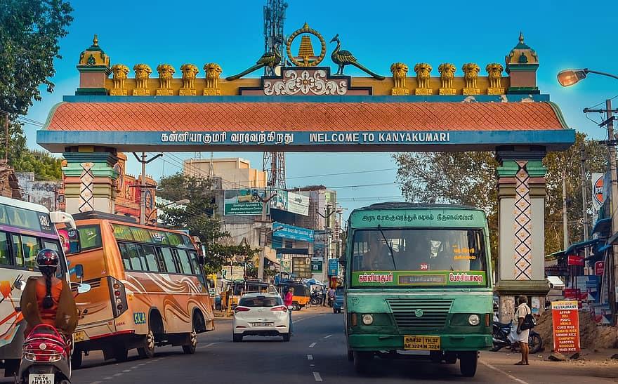 How To Reach Rameshwaram By Road?