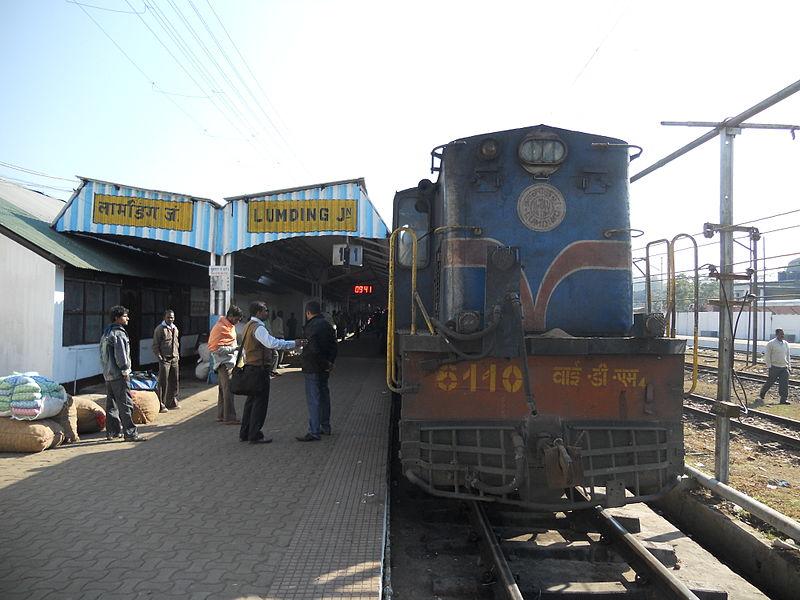 How Can One Reach Mizoram?-By Train