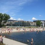 Bystranda City Beach - Amazing Place to Visit in Kristiansand, Norway