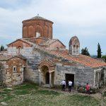 Byzantine Church of Saint Mary in Apollonia, Albania