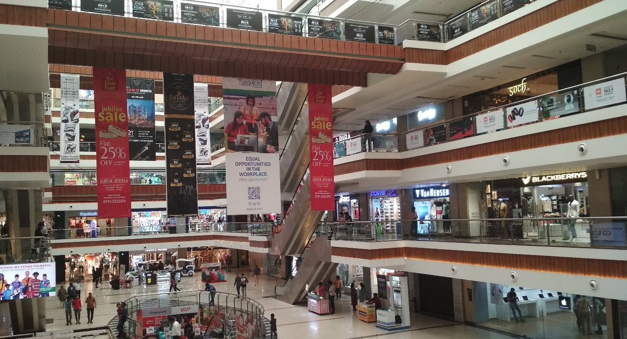 C21 Mall Shopping Spot in Indore to Satisfy the Shopaholic in You