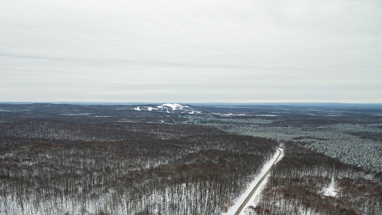 Beautiful Ski-Resort in Michigan-Caberfae Peaks