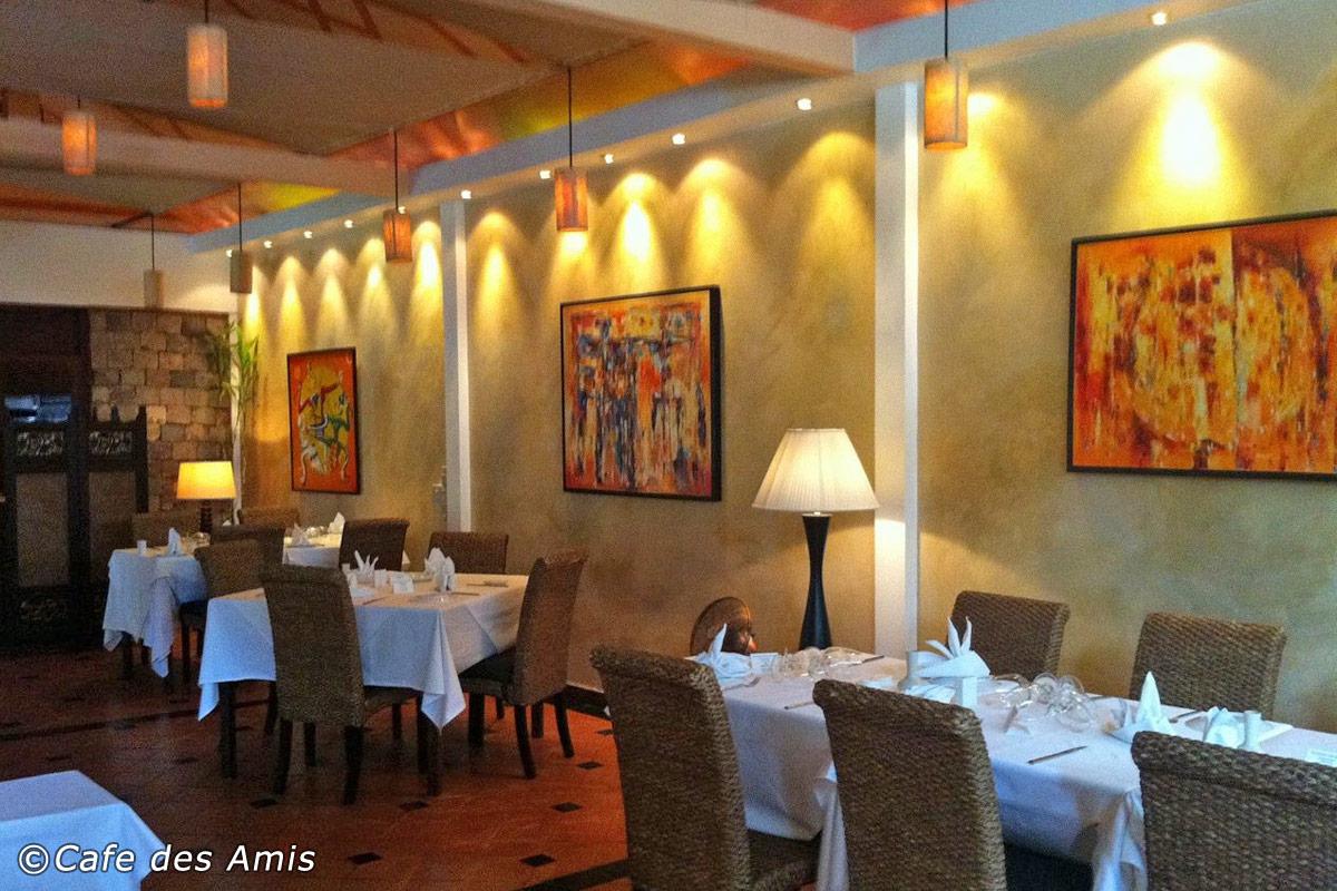Amazing Restaurant In Pattaya-Café des Amis
