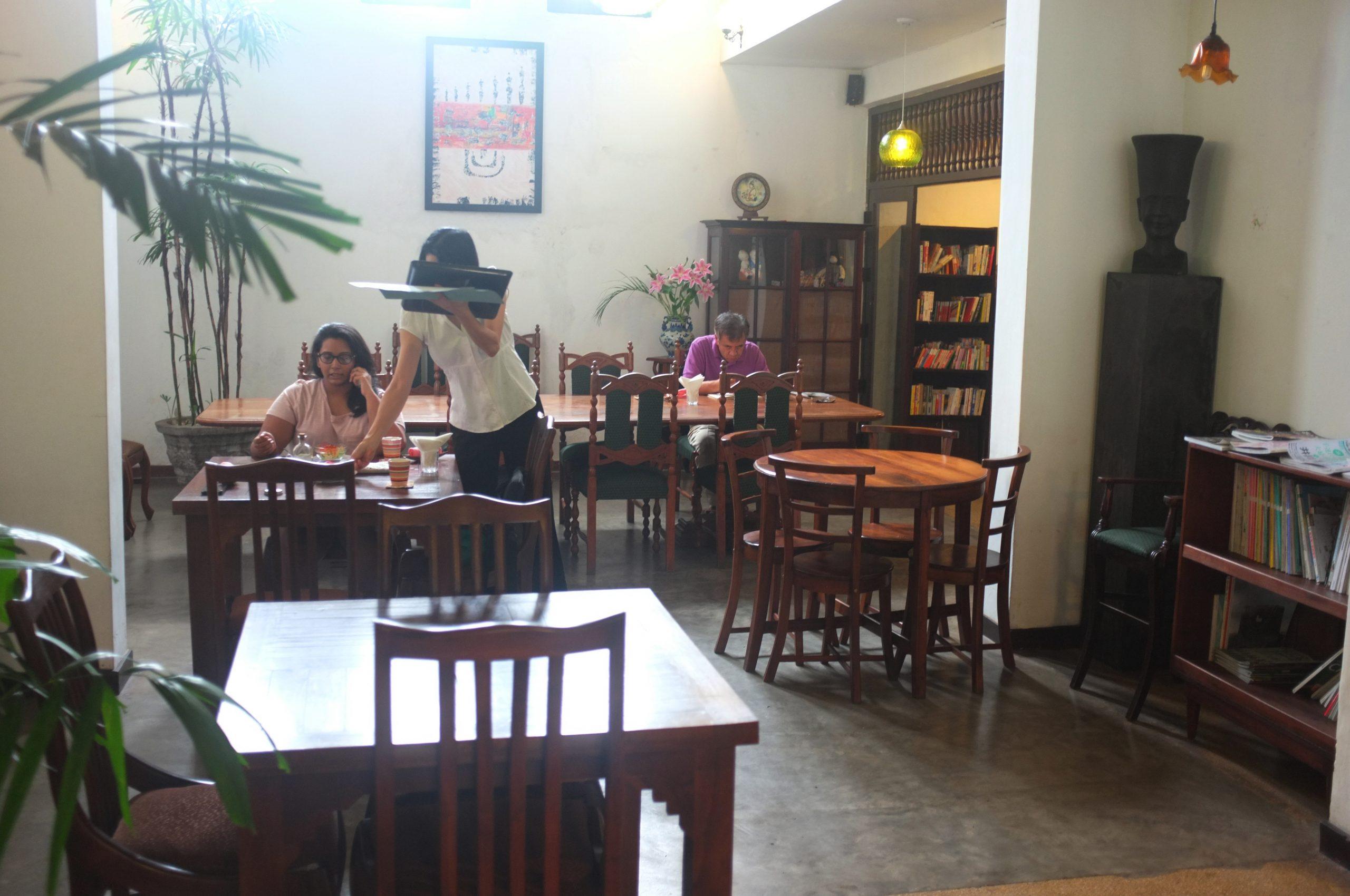 Amazing Restaurant in Sri Lanka-Cafe Japan
