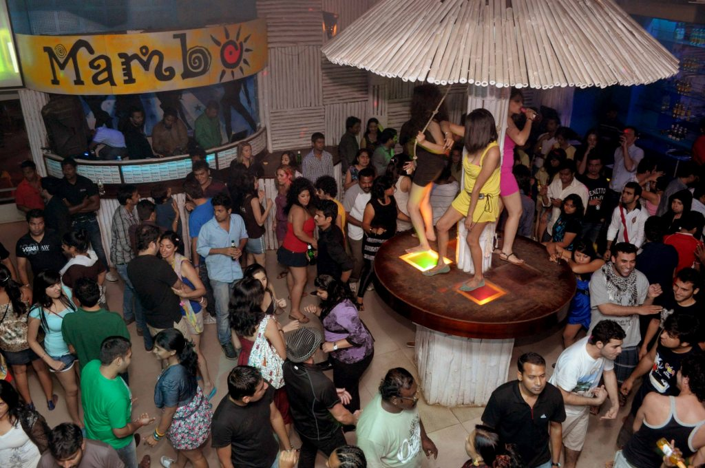 Cafe Mambo - Best Nightlife Places in North Goa