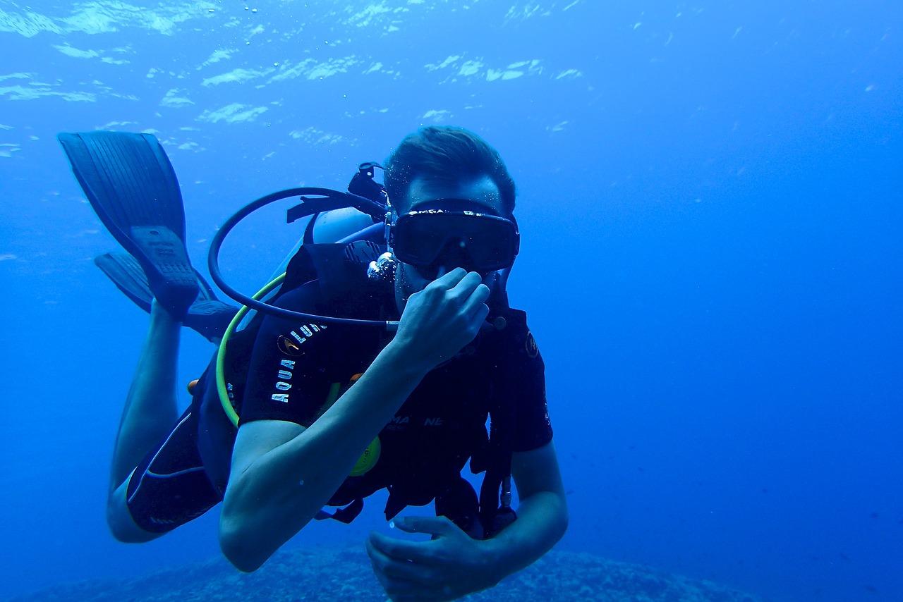 Best Spot for Scuba Diving in Goa-Calangute Beach