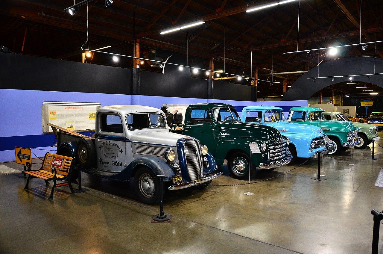 Top Museum In Sacramento-California Automobile Museum