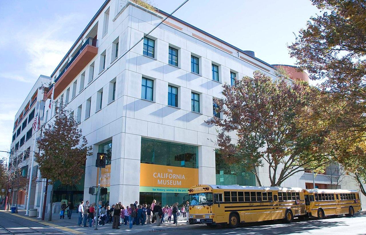 Famous Museum In Sacramento-California Museum