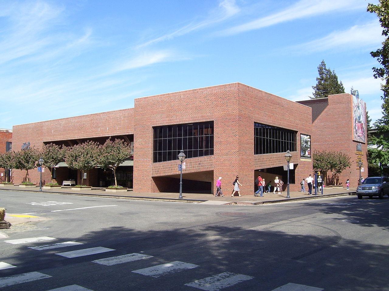 Top Museum In Sacramento-California State Railroad Museum