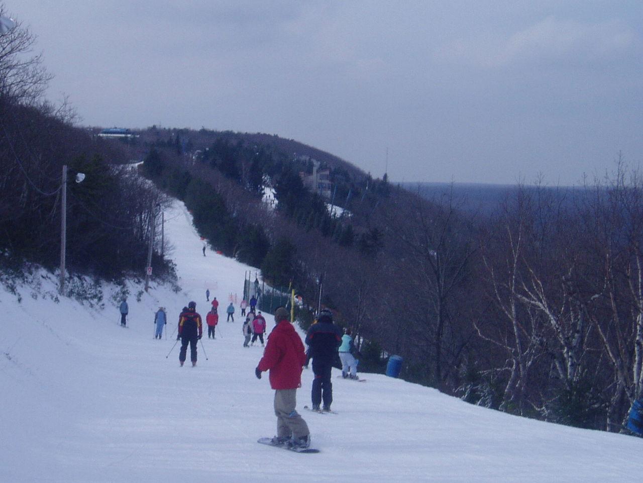 Amazing Ski-resort to visit in Pennsylvania-Camelback Mountain Resort