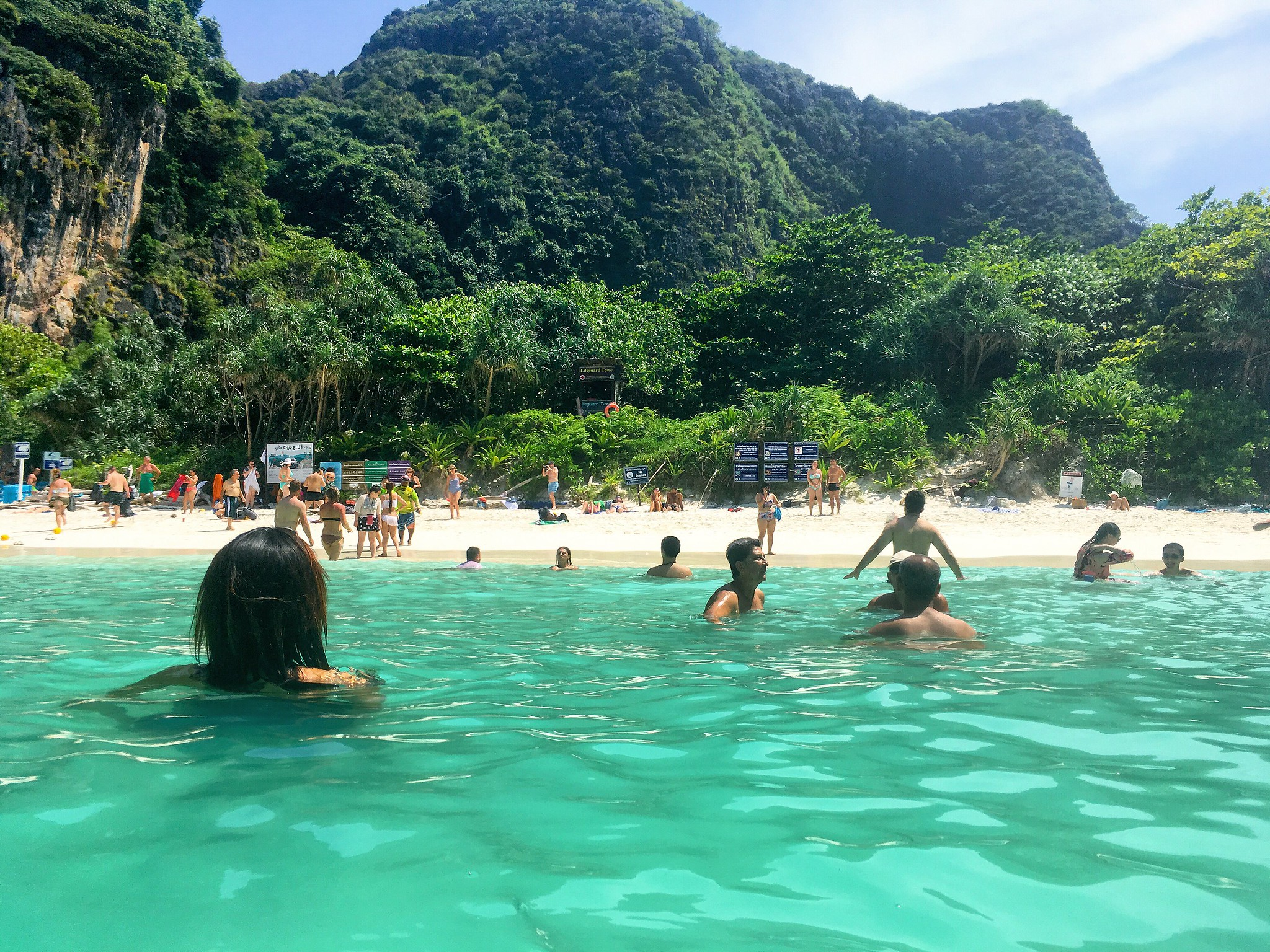 Camping in Phi Phi Island - Explore This Thing In Krabi