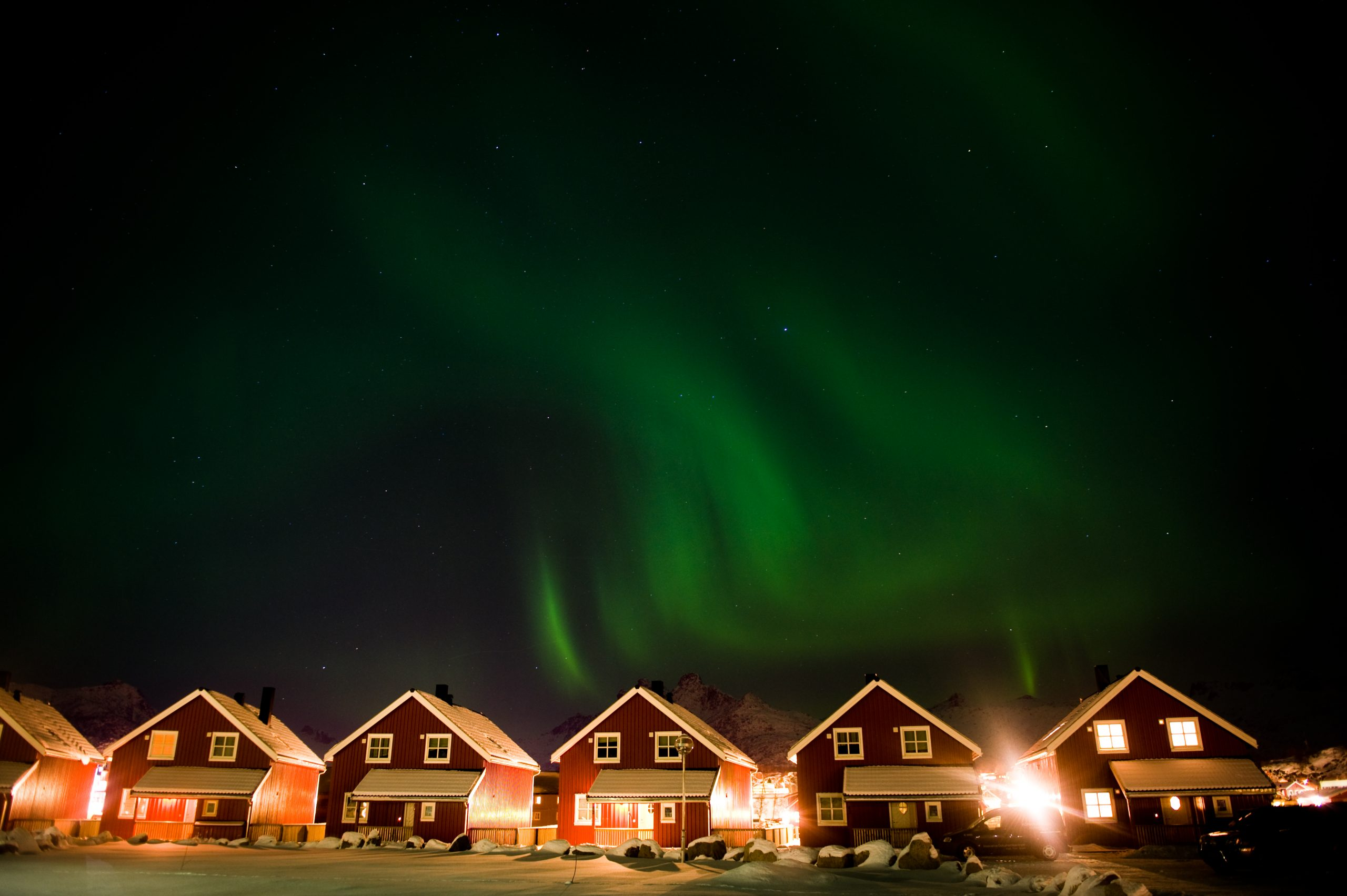 Can You See The Northern Lights in Oslo?