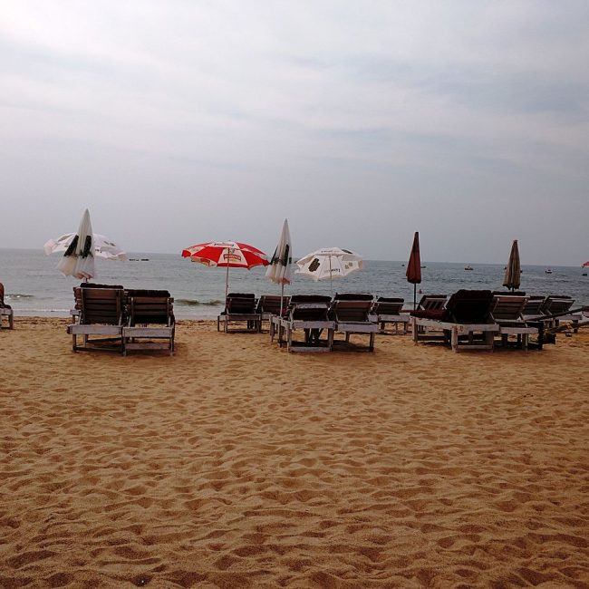 Get Some Vitamin Sea At This Best Beache in North Goa - Candolim Beach