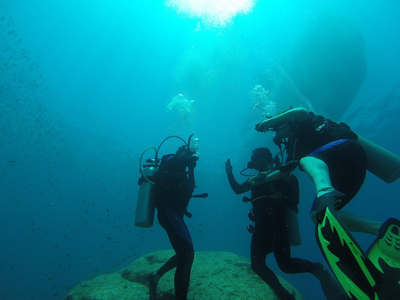 Canyon Lake-Beautiful Location For Scuba Diving in San Antonio City