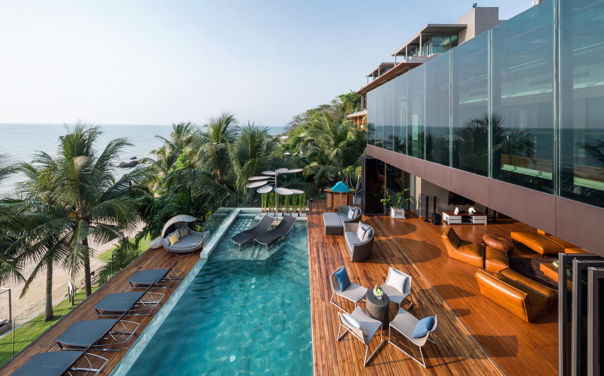 Best Resort/Hotel in Pattaya-Cape Dara Resort