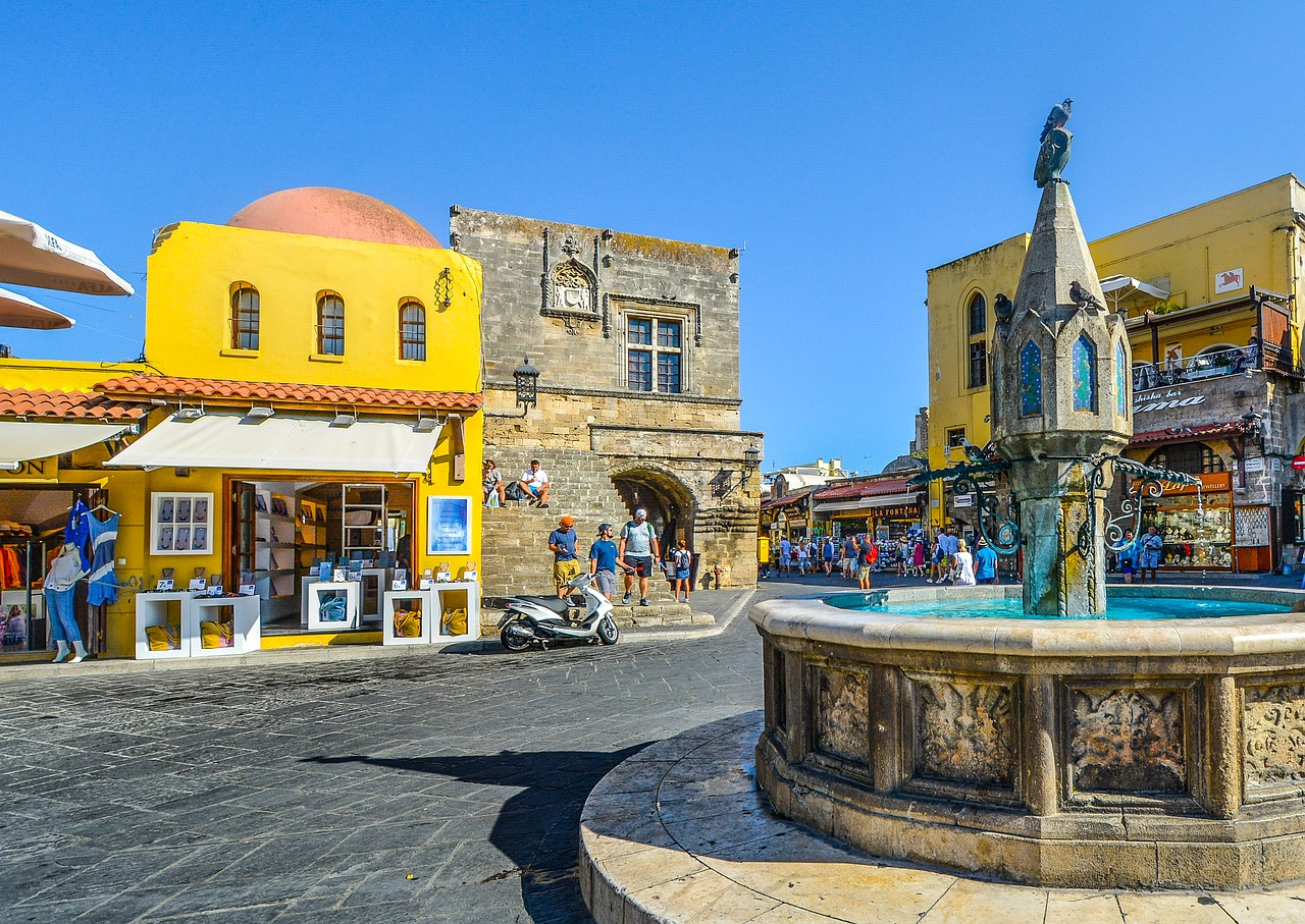 Visit City of Rhodes: The Capital of Rhodes Island & Oldest Inhabited Town (2020)